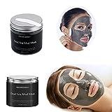 Matoen 250g Pure Body Naturals Beauty Dead Sea Mud Mask for Facial Treatment