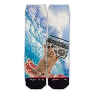 Function-Novelty-Funny-Cat-Fashion-Socks-Cute-Weird-Funky