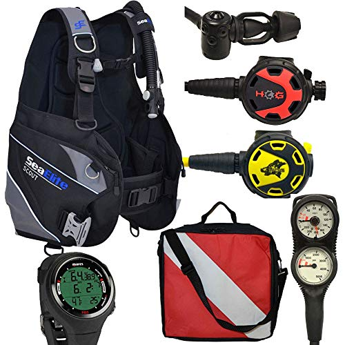 Divers Supply Scuba Package