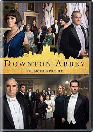 DOWNTONABBEYFILM DVD