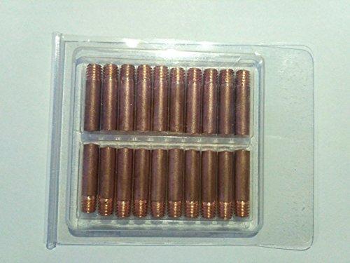 20 pcs .035' Contact tips Eastwood MIG 135/175, LOTOS MIG 140/175 SPOOL GUN (ETA:7-12 WORK DAYS)