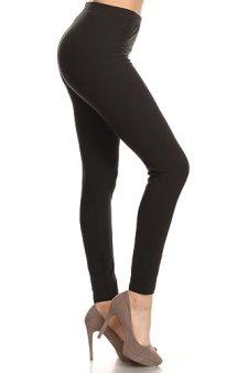 Leggings Depot Ultra Soft Basic Solid REGULAR and PLUS 30 COLORS Best Seller Leggings Pants