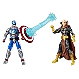 Marvel Gamerverse Contest of Champions The Collector Vs. Civil Warrior 2 Pack