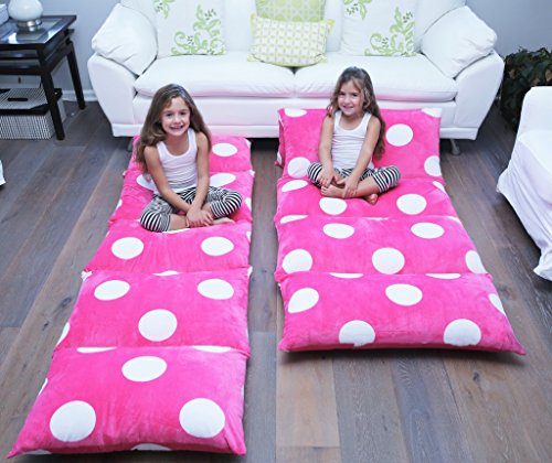 GIRL\'S FLOOR LOUNGER SEATS COVER AND PILLOW COVER MADE OF SUPER SOFT ...