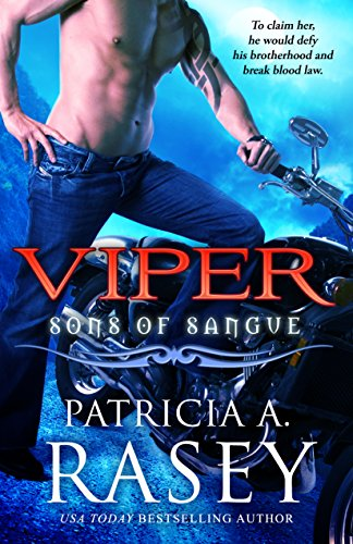 Viper (Sons of Sangue Book 1) by [Rasey, Patricia A.]