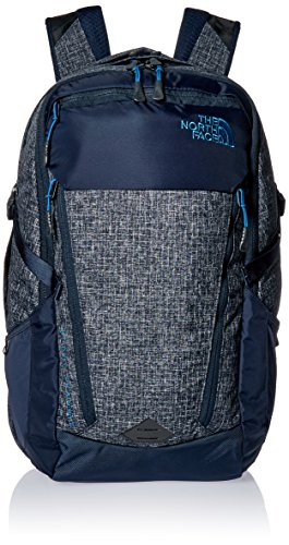 TNF Surge Transit Pack Urban Navy Heather/Banff Blue One Size