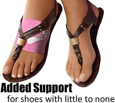 Foots Love Plantar Fasciitis Arch Support Braces-Sleeve Inserts. Compression Lifts & Highest Copper Content Relaxes Nerves. Arch and Heel Foot Care Fast Pain Relief 4