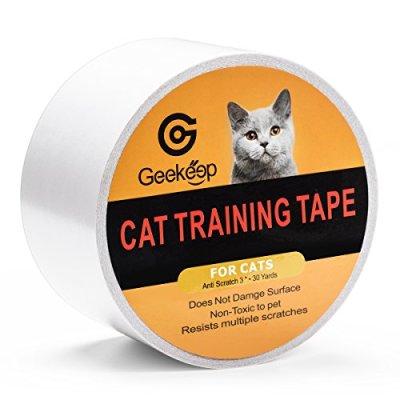 G GEEKEEP Pet Cat Scratch Prevention Tape, Door,Furniture,Couch...