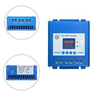 Tumo Int MPPT Solar Controller, 12/24/48V 180VDC Input