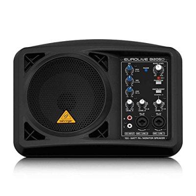 Behringer EUROLIVE B205D attivo PA / Monitor Speaker Nero