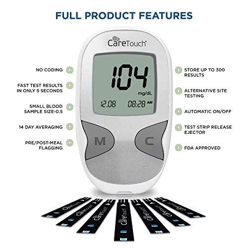 CareTouch Diabetes Testing Kit