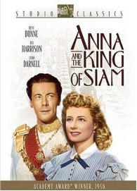 Image result for ANNA AND THE KING OF SIAM 1946 movie