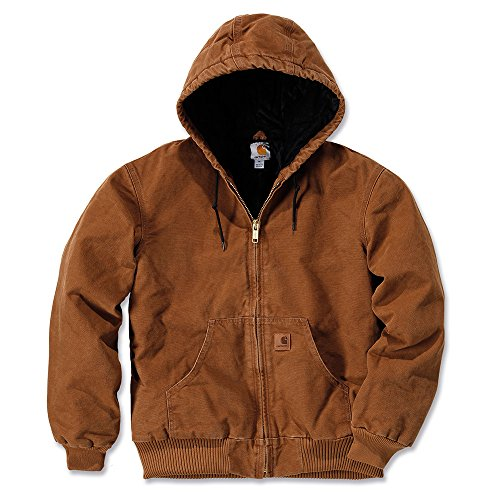 Carhartt Men's Quilted Flannel Lined...
