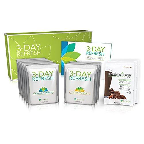 Chocolate - Beachbody 3 Day Refresh with Shakeology