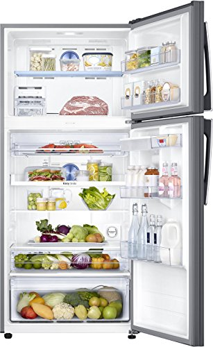 51ZB4i8B68L Samsung 523 L 3 Star ( 2019 ) Frost Free Double Door Refrigerator(RT54K6558SL/TL, Silver, Convertible)
