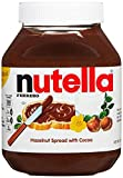 Nutella, Hazelnut Spread with Cocoa - 33.5 Ounce Jar (2.093 Lb, 950g)