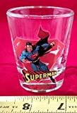 Toon TumblerTM: SUPERMAN (DC) Collectible Mini-glass (Shot Glass)