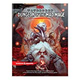 Dungeons & Dragons Waterdeep: Dungeon of the Mad Mage (Adventure Book, D&D Roleplaying Game) (D&D Adventure)