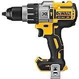 DEWALT 20V MAX XR Hammer Drill Kit, Brushless, 3-Speed, Tool Only (DCD996B)