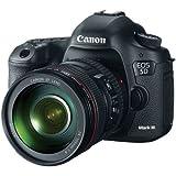 Canon EOS 5D Mark III 22.3 MP Full Frame CMOS Digital SLR Camera with EF 24-105mm f/4 L IS USM Lens International Version (No warranty)