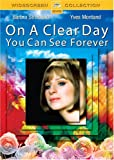 On A Clear Day You Can See Forever poster thumbnail