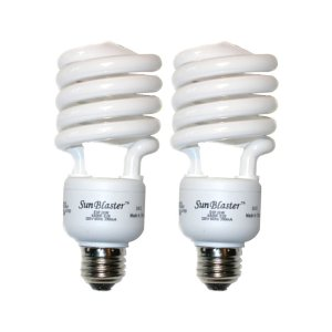 Sunblaster 26 watt CFL Grow Light Bulb