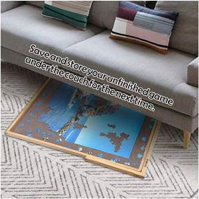 Lavievert-Adjustable-Wooden-Puzzle-Board-Easel-Non-Slip-Flannelette-Surface-Puzzle-Table-Accessory-for-Up-to-1500-Pieces-Puzzles