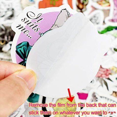 QTL-Waterproof-Vinyl-Stickers-Bomb-Laptop-Folders-Water-Bottle-Skateboard-Car-Decals-Toys-for-Kids