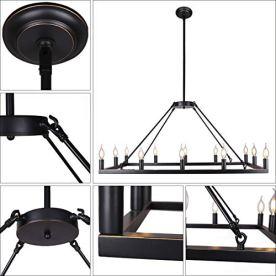 7Pandas-12-Light-Kitchen-Island-Lighting-40-Industrial-Dining-Room-Light-Fixtures-for-Farmhouse-Kitchen-Island-Bar-Living-Room-Bronze