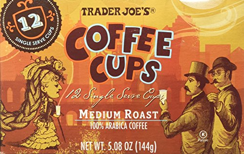 Trader Joe's Coffee Cups