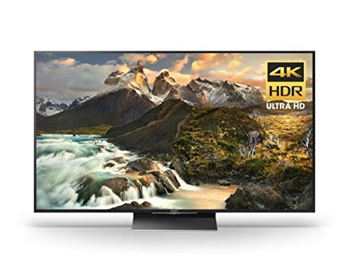Sony XBR75Z9D 75-Inch 4K Ultra HD Smart LED TV (2016 Model), Works with Alexa