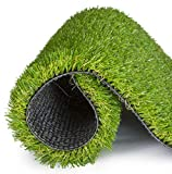 SavvyGrow Artificial Grass for Dogs Astroturf-Rug Synthetic Astro Fake Turfs for Patios 2