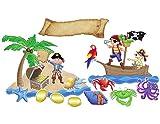Teacher Created Resources Island Adventure Bulletin Board, Multi Color (4826)