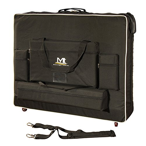 Master Massage Tables 30' wheeled Carrying Case,Bag with wheels for Portable Massage Table