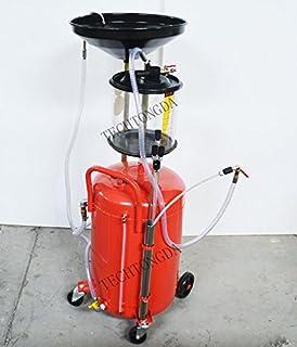 Techtongda Waste Oil Extractor Drain Tank 170716