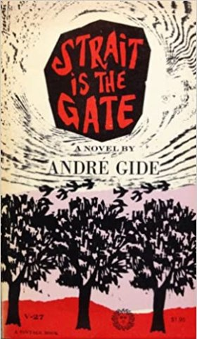 STRAIT IS THE GATE V27: Gide, Andre: 9780394700274: Amazon.com: Books
