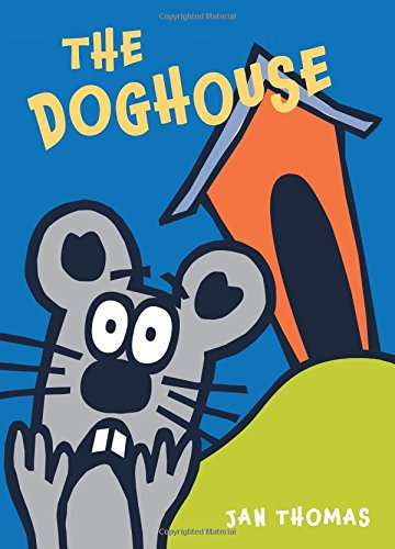 The Doghouse (The Giggle Gang): Thomas, Jan: 9780152065331: Amazon.com:  Books