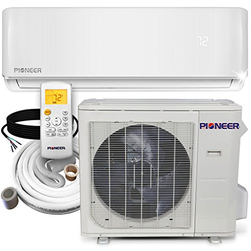 PIONEER Air Conditioner WYS024GMFI22RL Pioneer Minisplit Heatpump