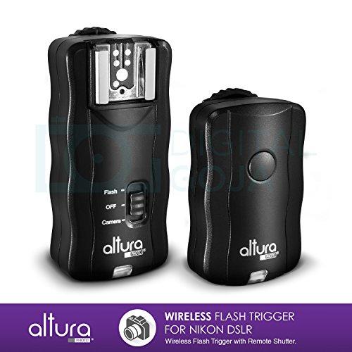 Altura Photo Studio Pro Flash Kit For Nikon Dslr Bundle With 2pcs I
