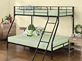Product review for Zinus Easy Assembly Quick Lock Metal Bunk Bed/ Quick To Assemble in Under an Hour, Twin over Full