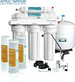 APEC Top Tier 5-Stage Ultra Safe Reverse Osmosis Drinking Water Filter System (ESSENCE ROES-50)