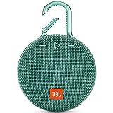 JBL Clip 3 Waterproof Portable Bluetooth Speaker - Teal