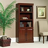 Product review for Sauder Heritage Hill 2-Door Bookcase, Classic Cherry