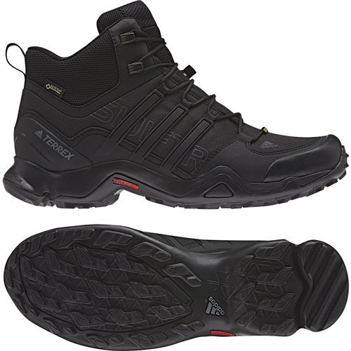 adidas Outdoor Men's Terrex Swift R Mid GTX Hiking Shoes