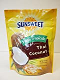 Sunsweet Pacific Tropical Thai Coconut Chips 3 Oz