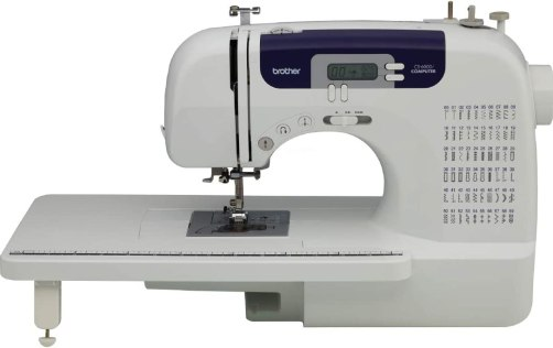 Brother CS6000i Sewing and Quilting Machine review