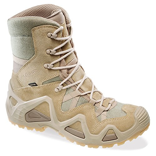 Lowa Men's Zephyr GTX High TF Work Boot,Desert,12 M US