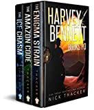 Harvey Bennett Mysteries: Books 1-3 (Harvey Bennett Thrillers Box Set Book 1)