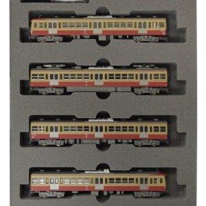 Seibu Railway Series 101 (Aka-Den) (4-Car Set) (Model Train) 51a8XpUWhjL