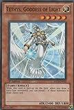 Yu-Gi-Oh! - Tethys, Goddess of Light (SDLS-EN010) - Structure Deck: Lost Sanctuary - 1st Edition -...